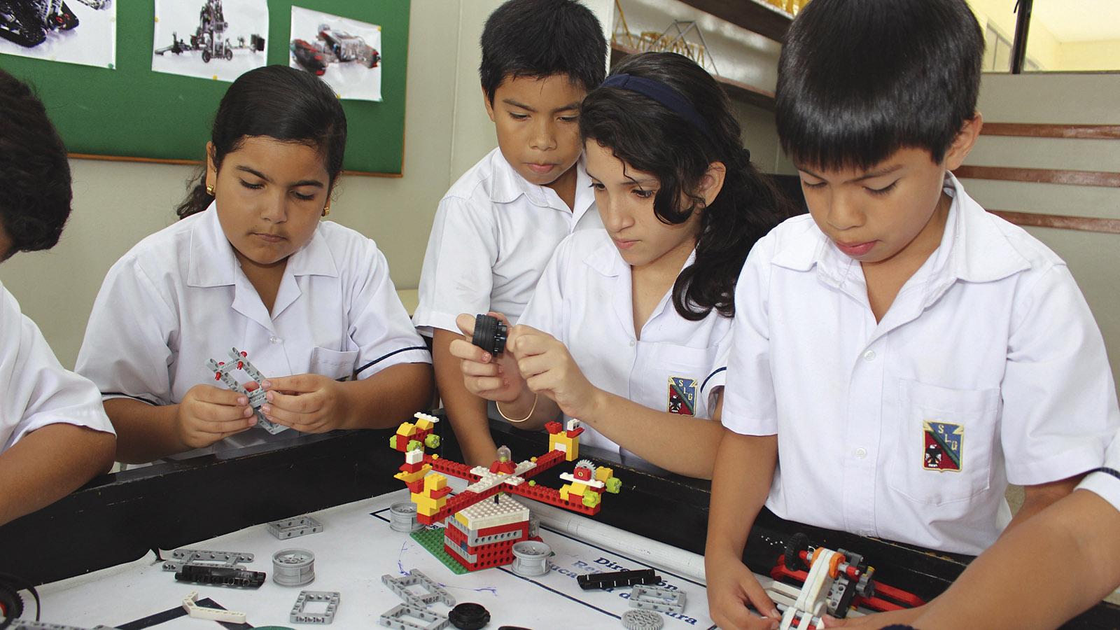 I.E.P. San Luis Gonzaga - Piura | Nivel Inicial: El futuro de su niño... ¡empieza aquí!